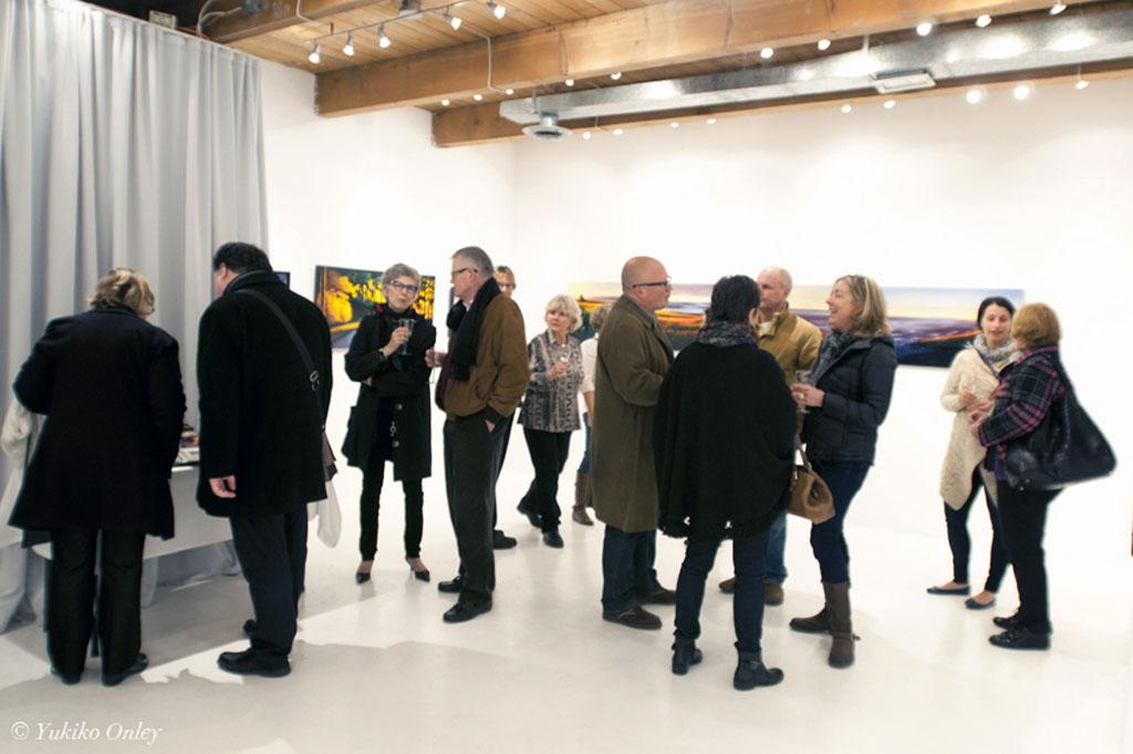 Lil Chrzan Art - Exhibitions